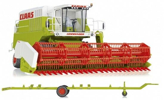 077834 - wiking claas m ä hdrescher commandor 116 cs - 1  32
