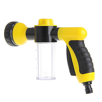 High Pressure Spray Car Wash Snow Foam Water Gun Clean Pipe Washer 6m