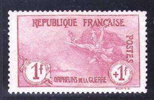 FRANCE-STAMP-TIMBRE-N-154-034-ORPHELINS-1F-1F-034-NEUF-xx-TTB-VALEUR-1562