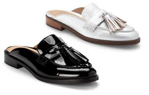Vionic Womens Wise Reagan Leather Mules