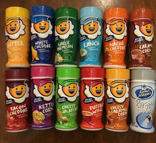 PACK of 12 Flavors KERNEL SEASON'S Movie HUGE Popcorn Seasoning Sampler