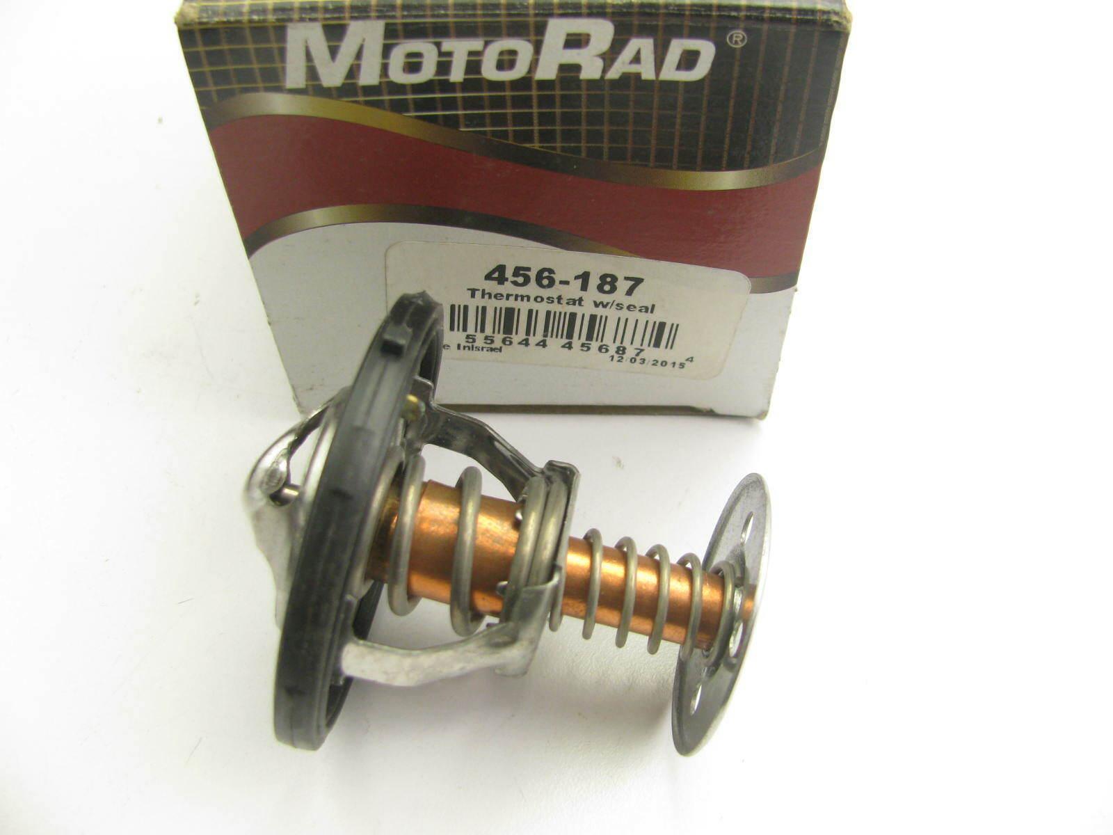 Motorad Premium 456-187 Thermostat Manufacturer/'s Limited Warranty