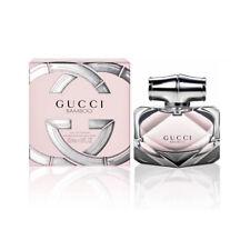 Gucci Bamboo 15ml Eau De Parfum Spray Silver Metal Atomiser For Sale
