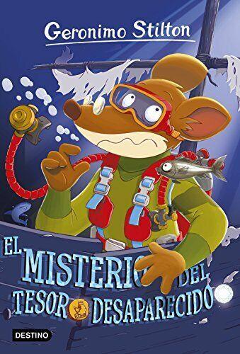 El misterio del tesoro desaparecido - Numero 10 (Geronimo Stilton)