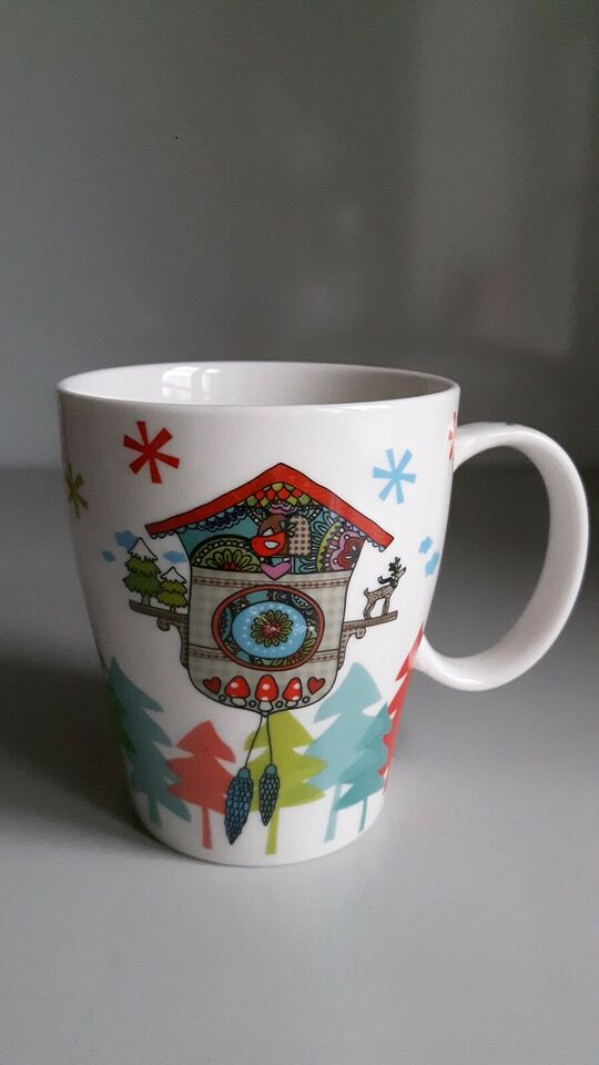Porcelæn, Krus, ChaCult - Cha Cult