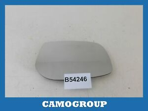 Glass Right Mirror Glass Rl Srl For Yaris From 2006 V3002P