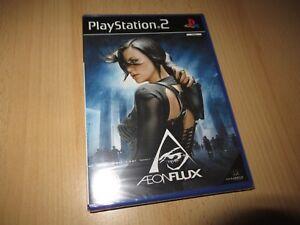 Aeon-Flux-Playstation-2-Nuovo-Sigillato-in-Fabbrica-Versione-Pal