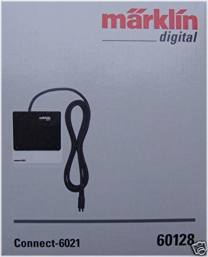 60128 Connect 6021-Anschluss an 60214  NEU OVP