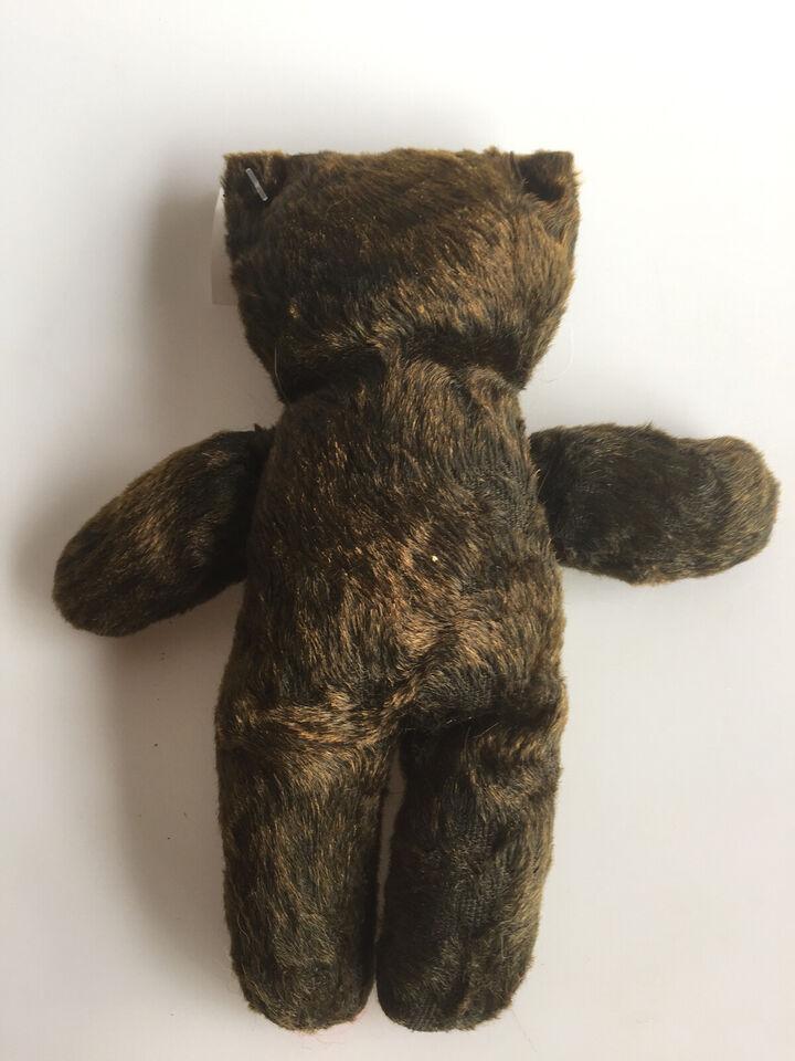 Lille vintage håndsyet bamse