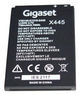 Original-Akku-Gigaset-SL450-SL-350-400-78-H-V30145-K1310-X445-LI-ION-3-7V-750mAh