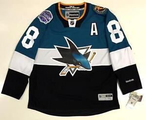 b7f7ac7e4 JOE PAVELSKI SAN JOSE SHARKS 2015 NHL STADIUM SERIES REEBOK PREMIER ...