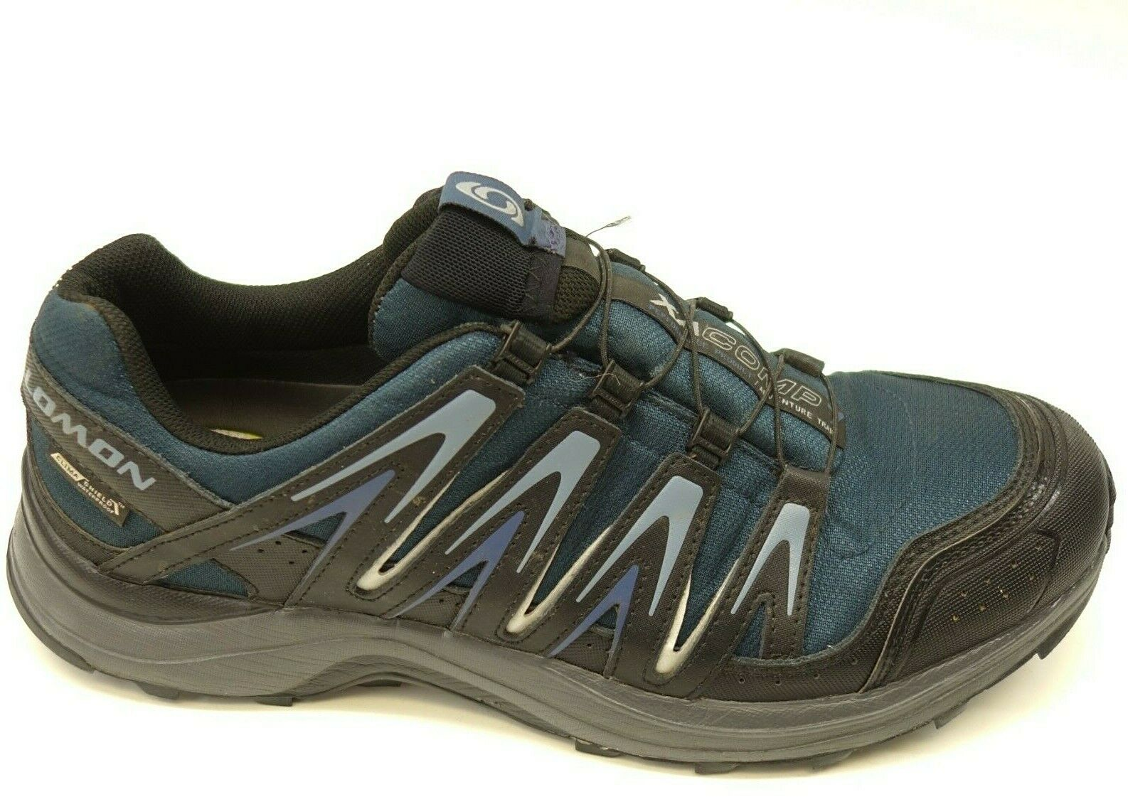 Salomon XA Comp 7 CS WP Size US 13 Outdoor Hiking Trail Running Mens shoes