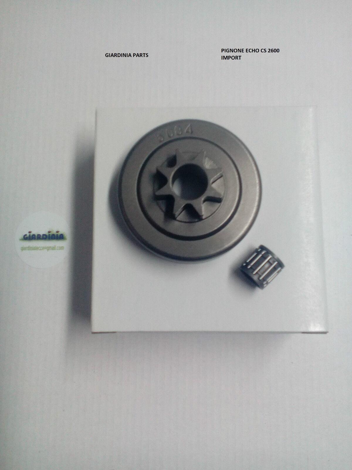 Piñón Eco X MTS Eco Cs 2600 1 4  Z8 X Compatible 3Pz Oferta