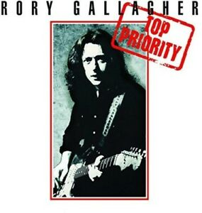 Rory-Gallagher-Top-Priority-New-CD-UK-Import