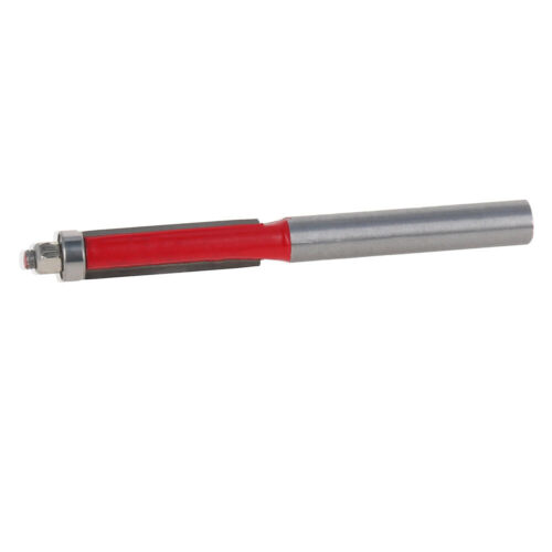 Straight Shank Router Bits  Flush Trimming Cutter Flush Trim Bit Cutting Tool