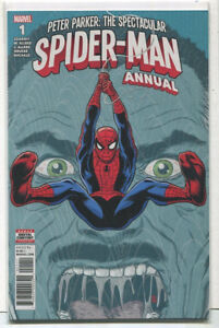 Peter-Parker-The-Spectacular-Spider-Man-1-NM-ANNUAL-Marvel-Comics-CBX20