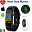 Smart-Watch-Bracelet-Wristband-Fitness-Heart-Rate-BP-Monitor-iPhone-Android thumbnail 1