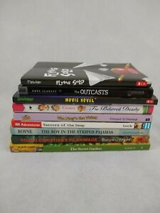 Mixed-Lot-of-9-Children-039-s-Young-Adult-Paperback-Books-Novels-See-list-below