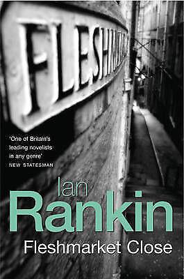 """AS NEW"" Fleshmarket Close (A Rebus Novel), Rankin, Ian, Book"