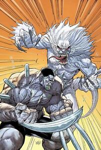 Weapon H #2 Cover A Regular Leinil Francis Yu Cover