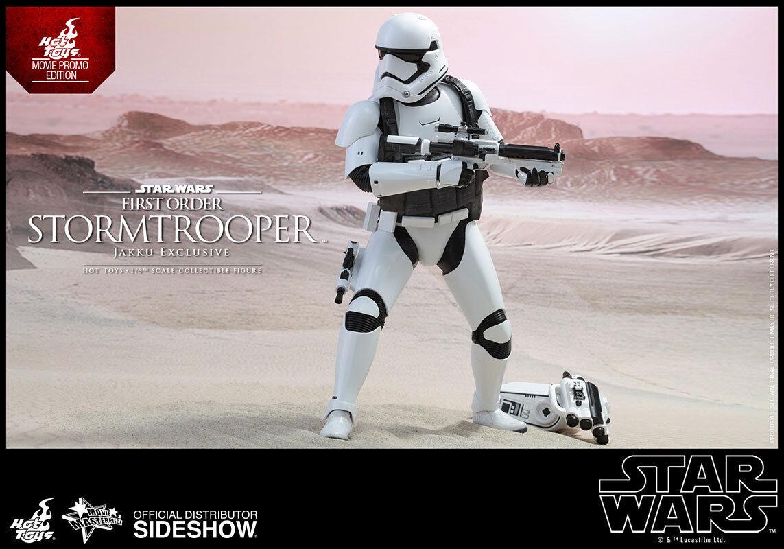 Hot Toys Toys Toys Star Wars 7 The Force Awakens First Order Stormtrooper Jakku Exclusiv  | Verrückter Preis  c7b10b