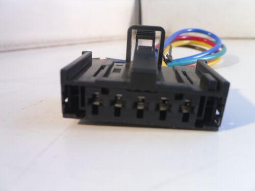 faisceau de câbles pour Fiat Grande Punto Ducato Punto Evo Radiateur Moteur Ventilateur Résistance