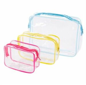 Transparent-Cosmetic-Bags-Travel-Clear-PVC-Zipper-Makeup-Bags-Women-Organizer