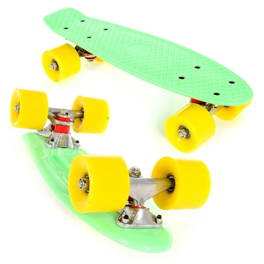 Skateboard Fishboard F1 Funboard Flexifit Farben sehr fest versch. Farben Flexifit für Kinder 83fbd4
