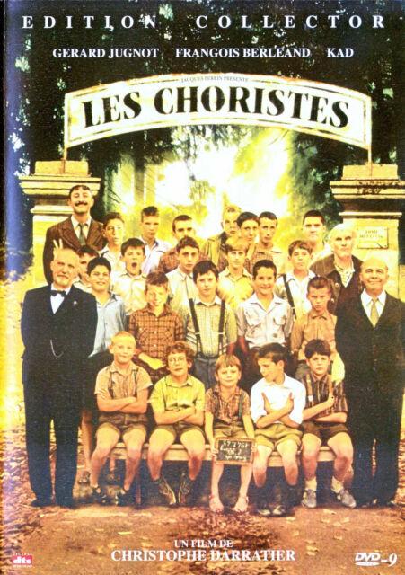 Les Choristes DVD ~ CHINESE DUBBING - English Sub-titles ~ R2 ~ PAL - Pre-owned