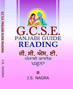 GCSE-Panjabi-Guide-Reading-by-J-S-Nagra-NEW-Book-FREE-amp-Pa