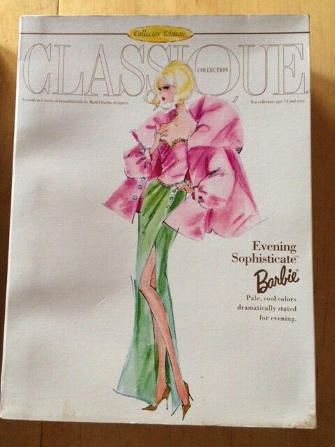BARBIE CLASSIQUE von Mattel Mattel Mattel NEU   OVP 15115e