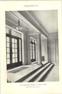 1927-Park-Lane-Hotel-Piccadilly-Entrance-Vestibule-Henry-Tanner-Architects