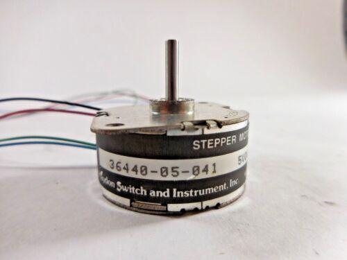Haydon Switch 36440-05-041 Stepper Motor 5VDC, 4.6W