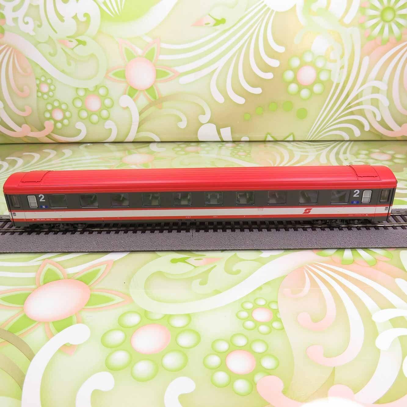 ROCO 43060 - H0 - Personenwagen - ÖBB - 2. Klasse -  G11518