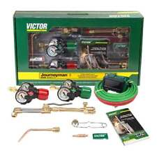 Victor 0384 2111 Journeyman Ii Edge 20 Plus Acetylene Cutting Torch Outfit