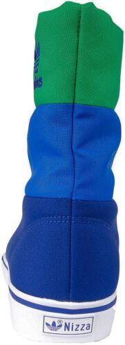 adidas Originals Kids Unisex Winter Vulc K Primaloft Boot G95304 Blue//green