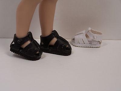 Debs DK ROYAL BLUE  WHITE Saddle Oxford Doll Shoes For Helen Kish Riley /& DJ