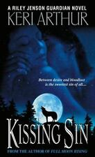 Riley Jenson Guardian: Kissing Sin 2 by Keri Arthur (2007, Paperback)