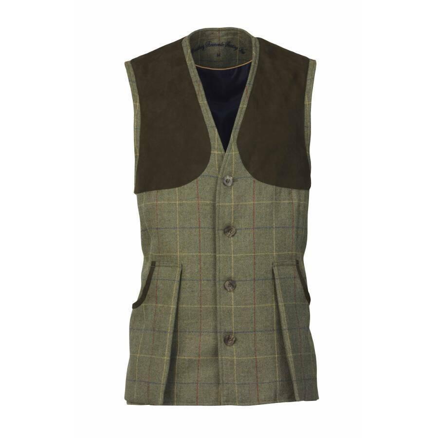 Laksen woodhay Tweed Tirojoeo Chaleco