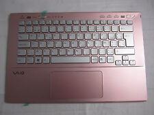Sony Vaio SVS13 Tastatur mit Obergehäuse Touchpad BE P/N: 9Z.N6BLF.201