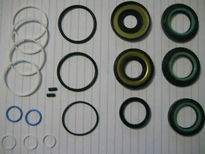 Power Steering Rack and Pinion Seal Kit for Ford Mustang Power Steering Seals