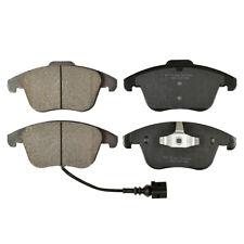 Premium Ceramic Disc Brake Pad FRONT REAR NEW Set With Shims KFE1094 KFE1100