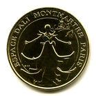 75018 Musée Dali, Danseuse dalinienne, 2014, Monnaie de Paris