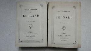 REGNARD-Chefs-d-039-Oeuvre-de-Regnard-2-2-Complet-1879
