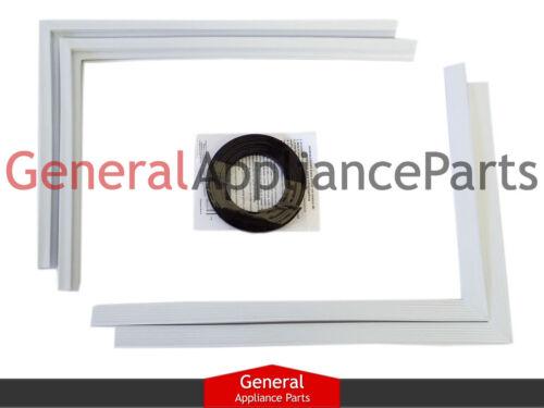 "20/"" x 30/"" Universal Freezer Refrigerator Door Gasket Seal 2301 SU2301 Max Size"