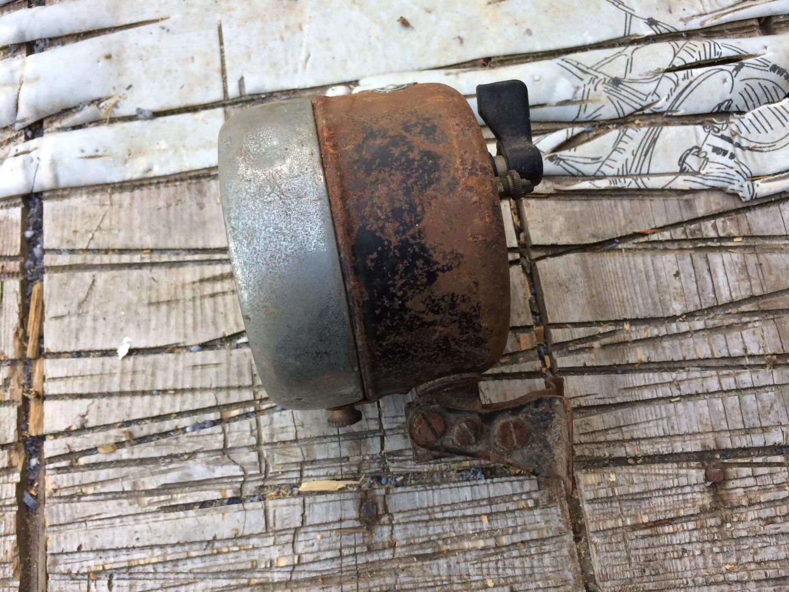 Ancien  phare luxor cyclomoteur  velo bicyclette années 40 diametre 9,5 cm