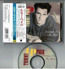 TOMMY PAGE Paintings In My Mind JAPAN CD WPCP-3431 w/OBI, No INSERT 1990 issue