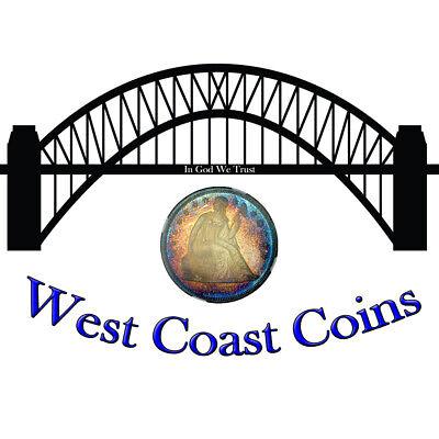 West Coast Coins Oregon 2