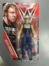 DEAN AMBROSE Basic Series 61 WWE Mattel Action Figure Toy -Mint Package