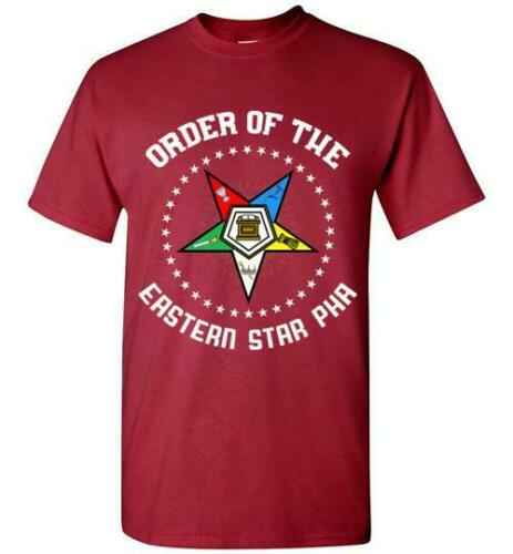 Order of the Eastern Star PHA T Shirt OES